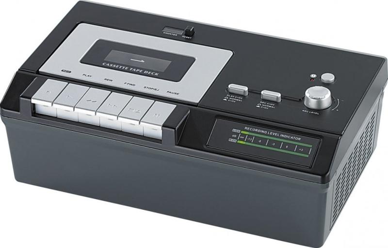 lecteur k7 encodeur usb ucr 2200. Black Bedroom Furniture Sets. Home Design Ideas