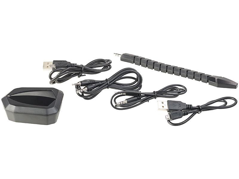 Micro casque sans fil spécial gaming avec prise TOSLINK GHS 500.air